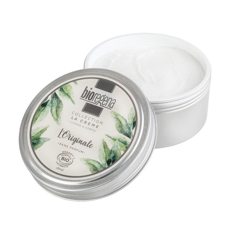 La crème de Bioregena parfum l'original